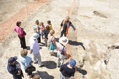 Site tour | by Oxford Wessex Archaeology