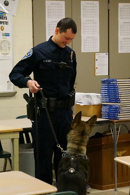 Speedway Police Citizens Academy