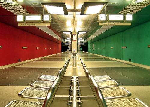 Subway Station | by werner boehm *