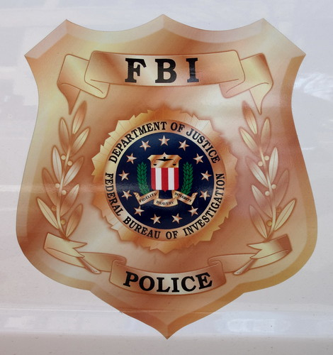 FBI Police: Emblem | by cliff1066™