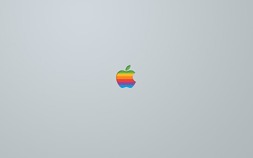 apple wallpaper | by bintek