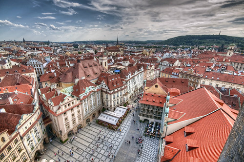 The sky over Prague / Il cielo sopra Praga | by Fil.ippo (AWAY)