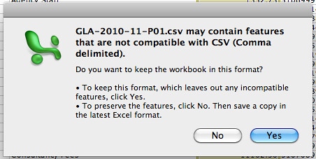 Incomprehensible Excel dialog | by charlesarthur