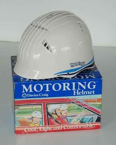 Motoring Helmet | by Richard Masoner / Cyclelicious