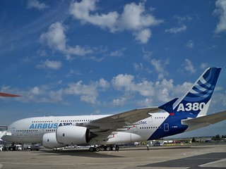 Airbus A380 MSN001 F-WWOW | by Jon Ostrower