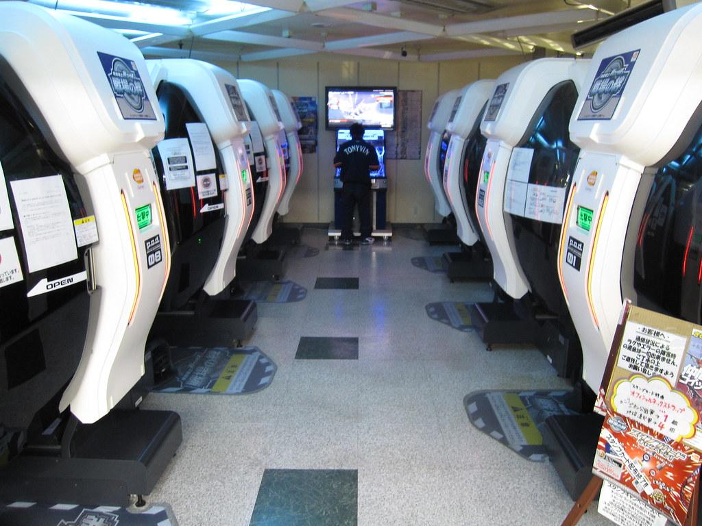 Akihabara arcade