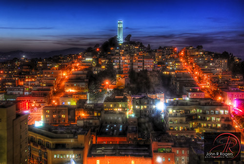 Coit Tower, San Francisco | by John R Rogers