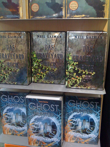 German Edition of Graveyard Book | by ceremony