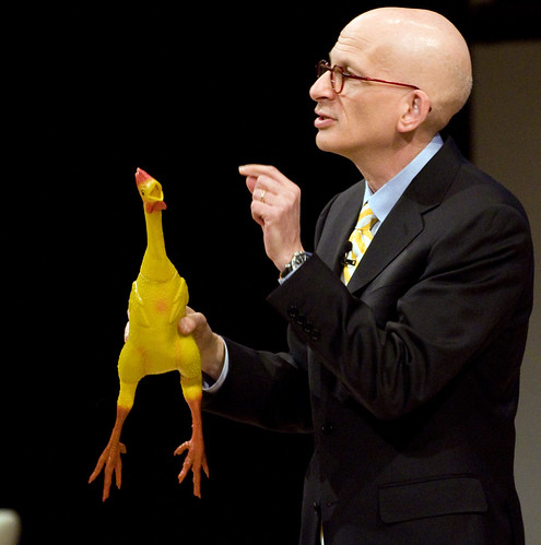 Seth Godin at The 99 Percent Conference | by technotheory
