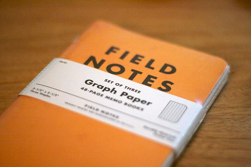 Field Notes: Orange Edition | by Dan Rubin