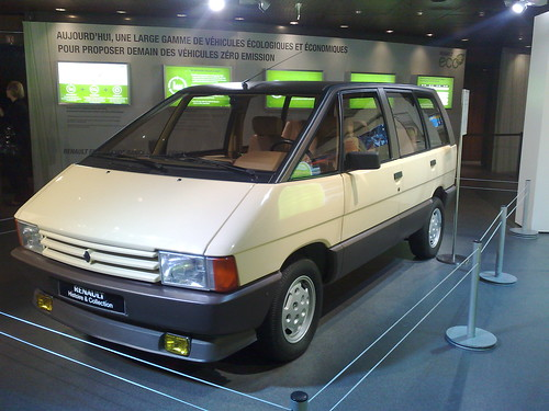 Renault Espace, serie 1.