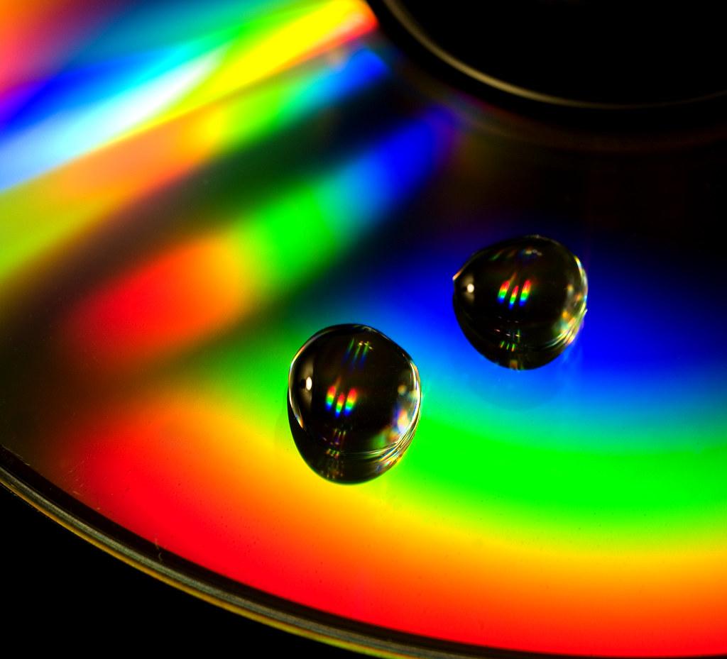 rainbow cd