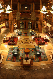 Wilderness Lodge Lobby | by JNad