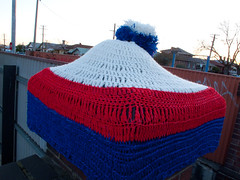 footscray knitted awesomeness | by birds & trees