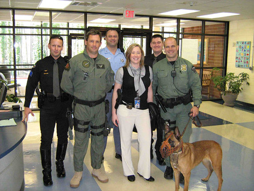 Police Department Visits High Point Elementary City Of