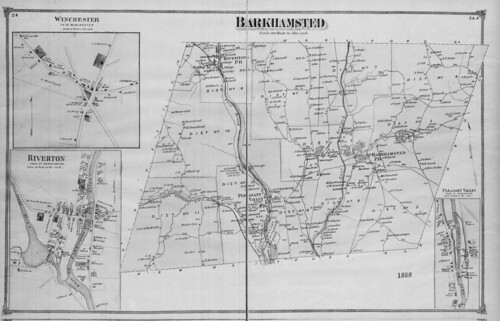 Barkhamsted. (Petersen Collection) | by uconnlibrariesmagic