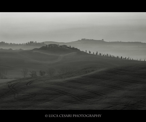 Misty hills at sunrise | by Luca Cesari Photography