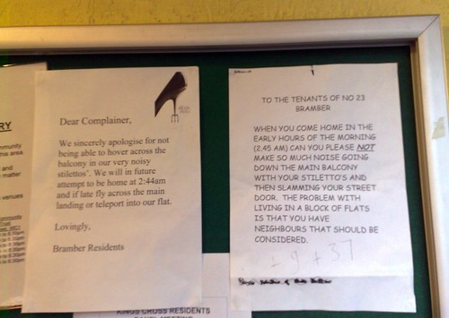Do these stilettos match my broomstick? | by passiveaggressivenotes