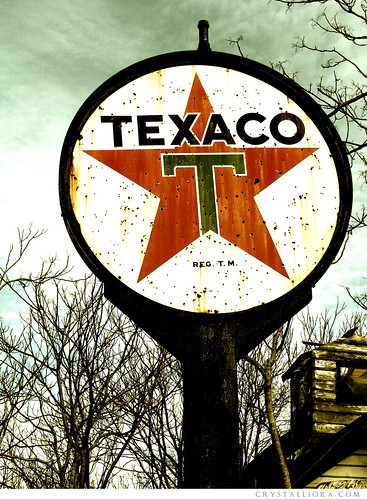 Vintage Signs - Texaco | by crystalliora ✦ vesper704