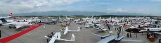 EBACE Static Display | by Jon Ostrower