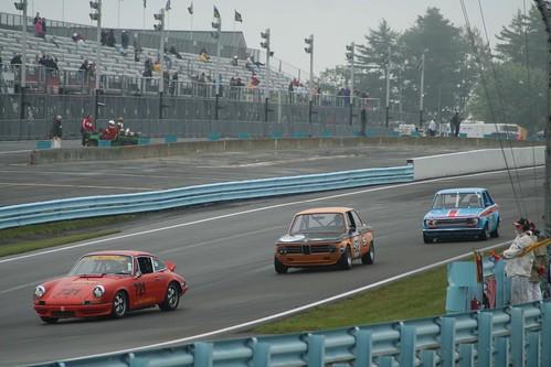 Watkins Glen Vintage Car Race