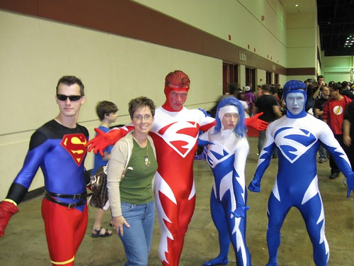 Shash and Superheroes | by crazedmommy