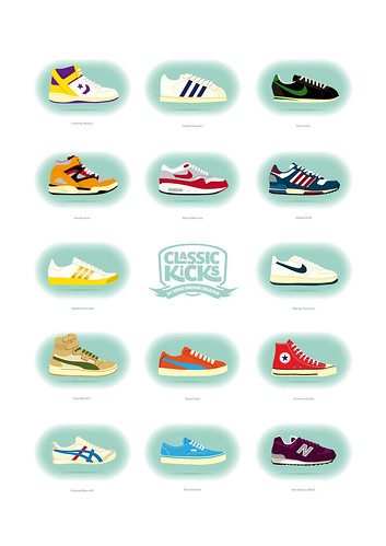 Classic  Kicks | by Neal McCullough