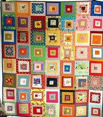 boxed in quilt | by a quilt is nice