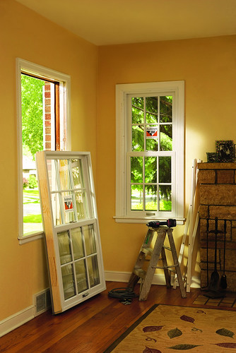 400 series woodwright double hung insert windows 400 for Andersen replacement windows