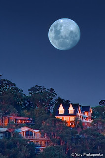 Moon Rise | by -yury-