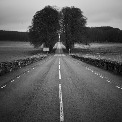 Road to nowhere | by Håkan Dahlström