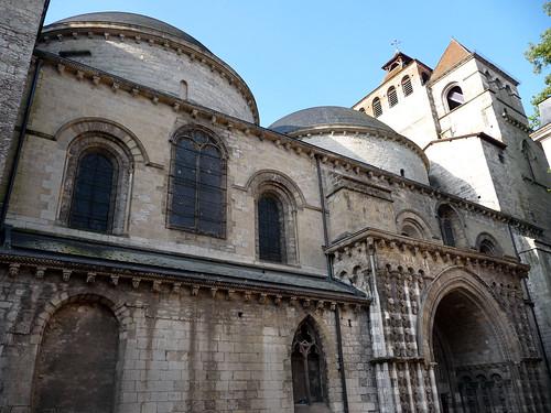 Cath drale saint etienne de cahors cath drale romane saint flickr - Cathedrale saint etienne de cahors ...
