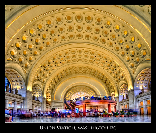 Union Station, Washington DC | by szeke