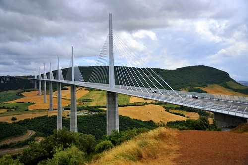 Millau Bridge 2 | by tibchris