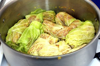 cabbage rolls, ready to be cooked | by smitten kitchen
