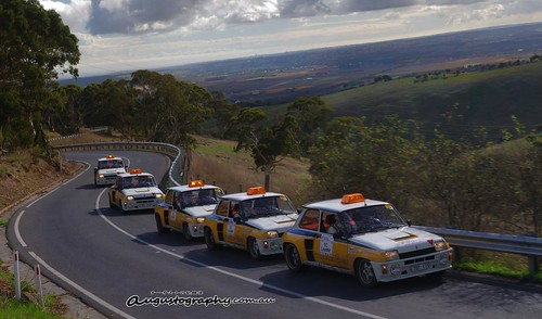 Group B Renault 5 Turbo 2 Panorama | by August Boehm