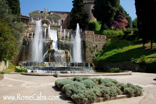 Tivoli: Villa d'Este