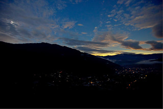 2009 Total Solar Eclipse Over Thimphu | by Bhutan-360