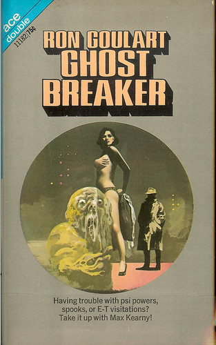 Ghost Breakers - Ron Goulart