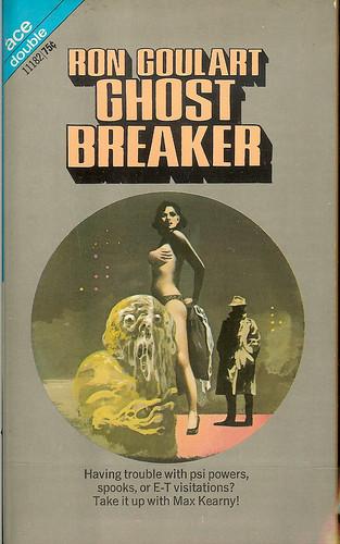 Ghost Breakers - Ron Goulart