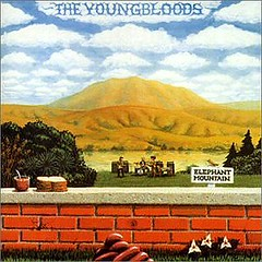 "The Youngbloods album cover ""Elephant Mountain"" 