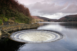 Ladybower Bellmouth | by Mike Serigrapher