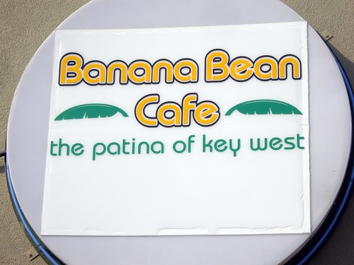 Banana Bean Cafe Sign (Columbus, OH) | by swampkitty