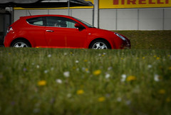 Alfa Romeo MiTo, Track Day, Varano (Parma, Italy) 18/19 April 2009 | by Alfa Romeo - The official Flickr