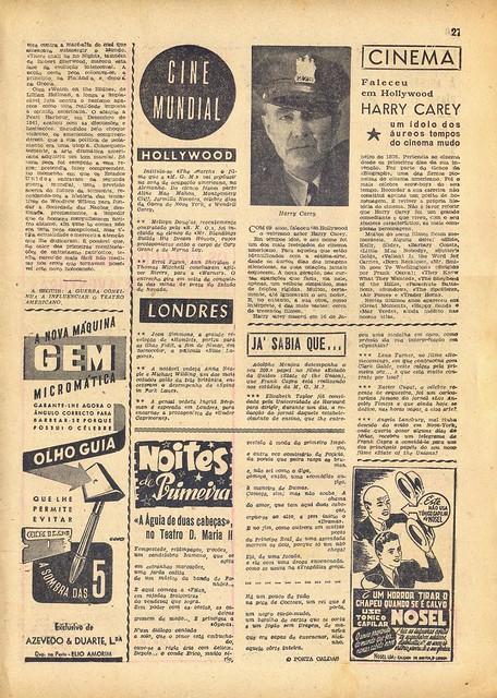 Século Ilustrado, No. 534, March 27 1948 - 25