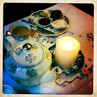 The Secret Tea Room State Street Greensboro Nc