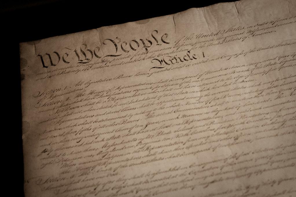 Declaration of Independence - National Archives - Washington, DC
