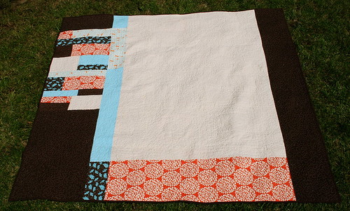 Block Party Quilt - Back | by alissahcarlton