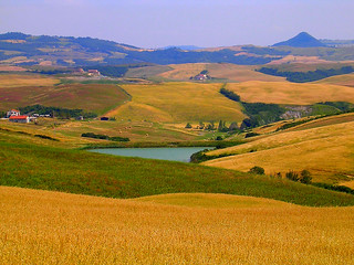 Colline Toscane / Tuscan hills (Pisa, Tuscany, Italy) | by AndreaPucci