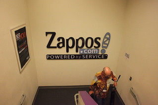 Zappos Tour | by Robert Scoble